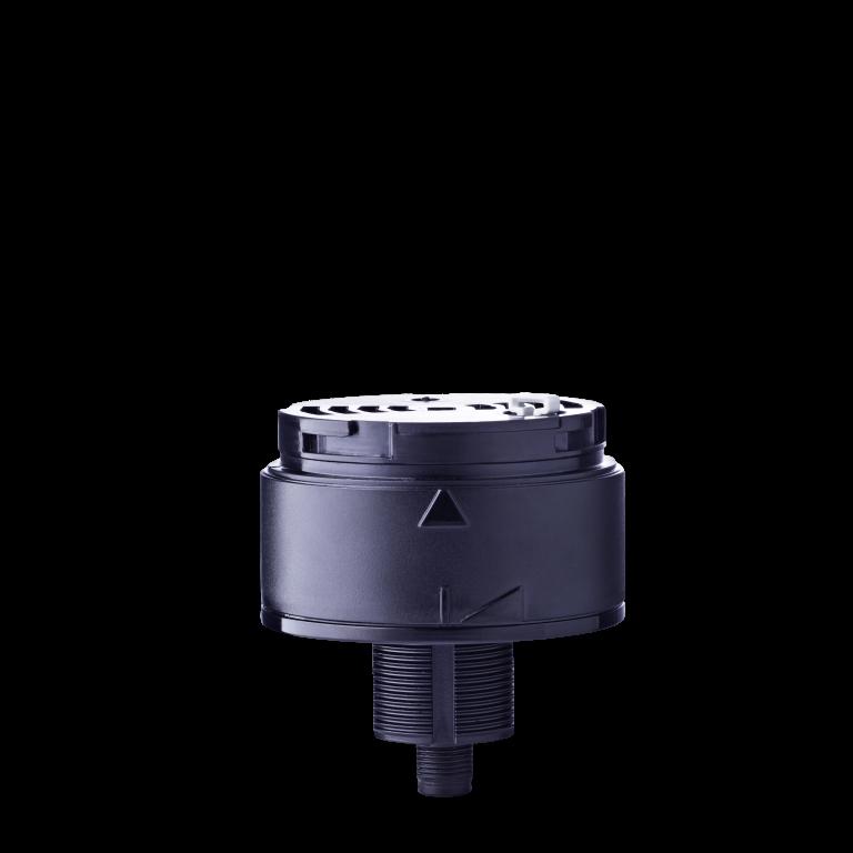 PC7MC5База со встроенным 5-контактным разъемом M12 24 V AC/DC