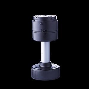 PC7FRСистема быстрого монтажа «Foot adapter» на алюминиевой трубе 100 мм
