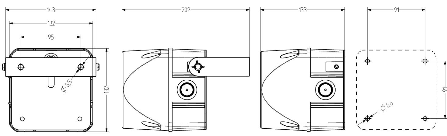 ASM электронная многотональная сирена