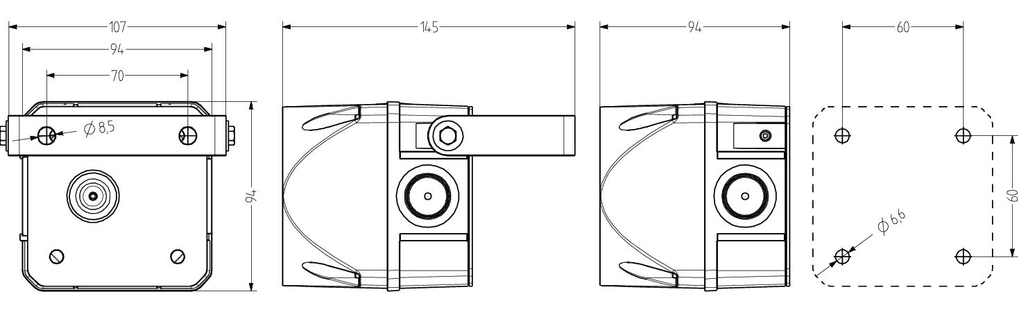 ASS-P электронная многотональная сирена
