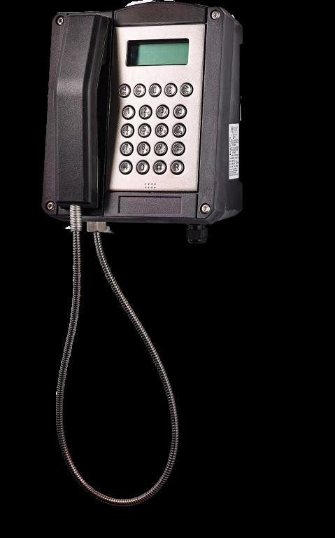 dST взрывозащищенный аналоговый телефон