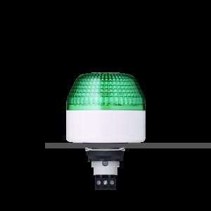 IBL светодиодный маячок с постоянным/мигающим светом и креплением на панели M22