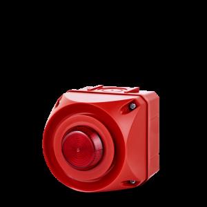 ADS-T многотональная сирена со встроенным светодиодным индикатором