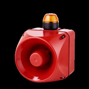 ADM многотональная сирена со встроенным светодиодным индикатором