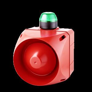 ACL многотональная сирена со встроенным светодиодным индикатором