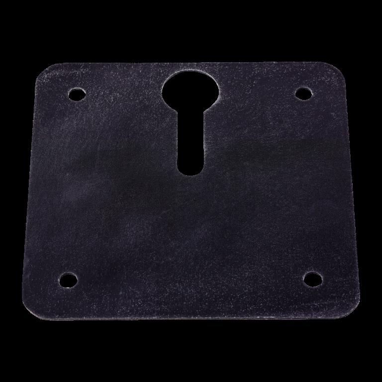 AG1 плоское уплотнение для правильной IP66 установки на гладких поверхностях