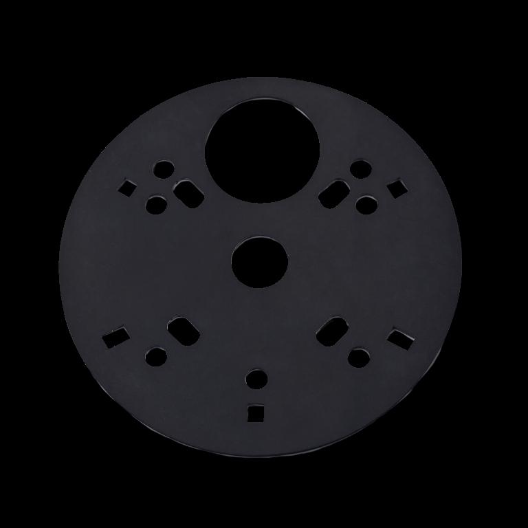 RG1 Плоское уплотнение для оснований серии R для герметизации на гладких корпусах   Вес - 9 г