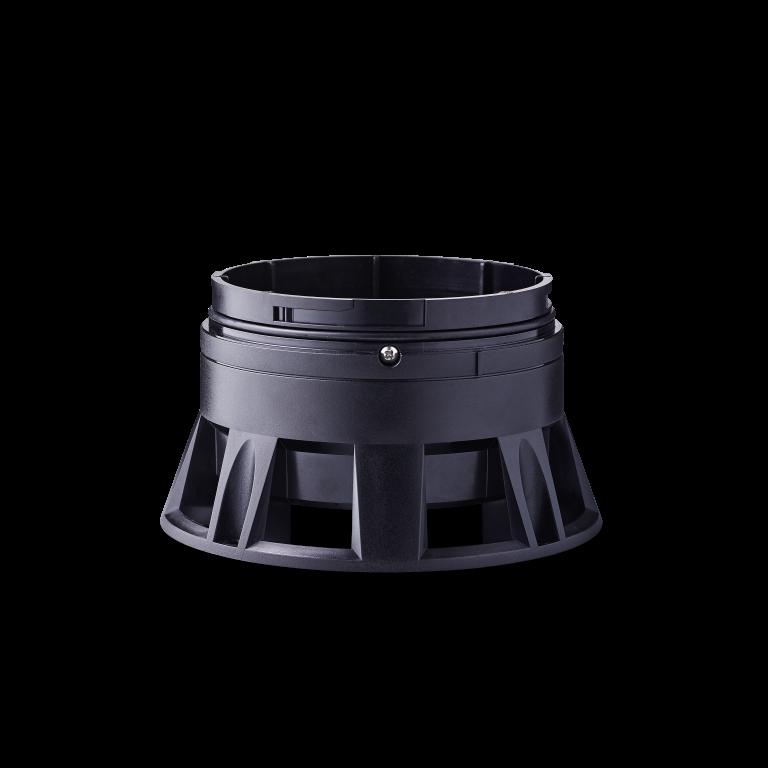 RBA База для маяков серии R  110-240 V AC Вес - 232 г