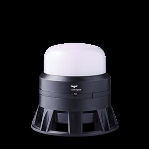 RCDM+RBA LED Компактный многофункциональный светодиодный маяк со звуковым основанием