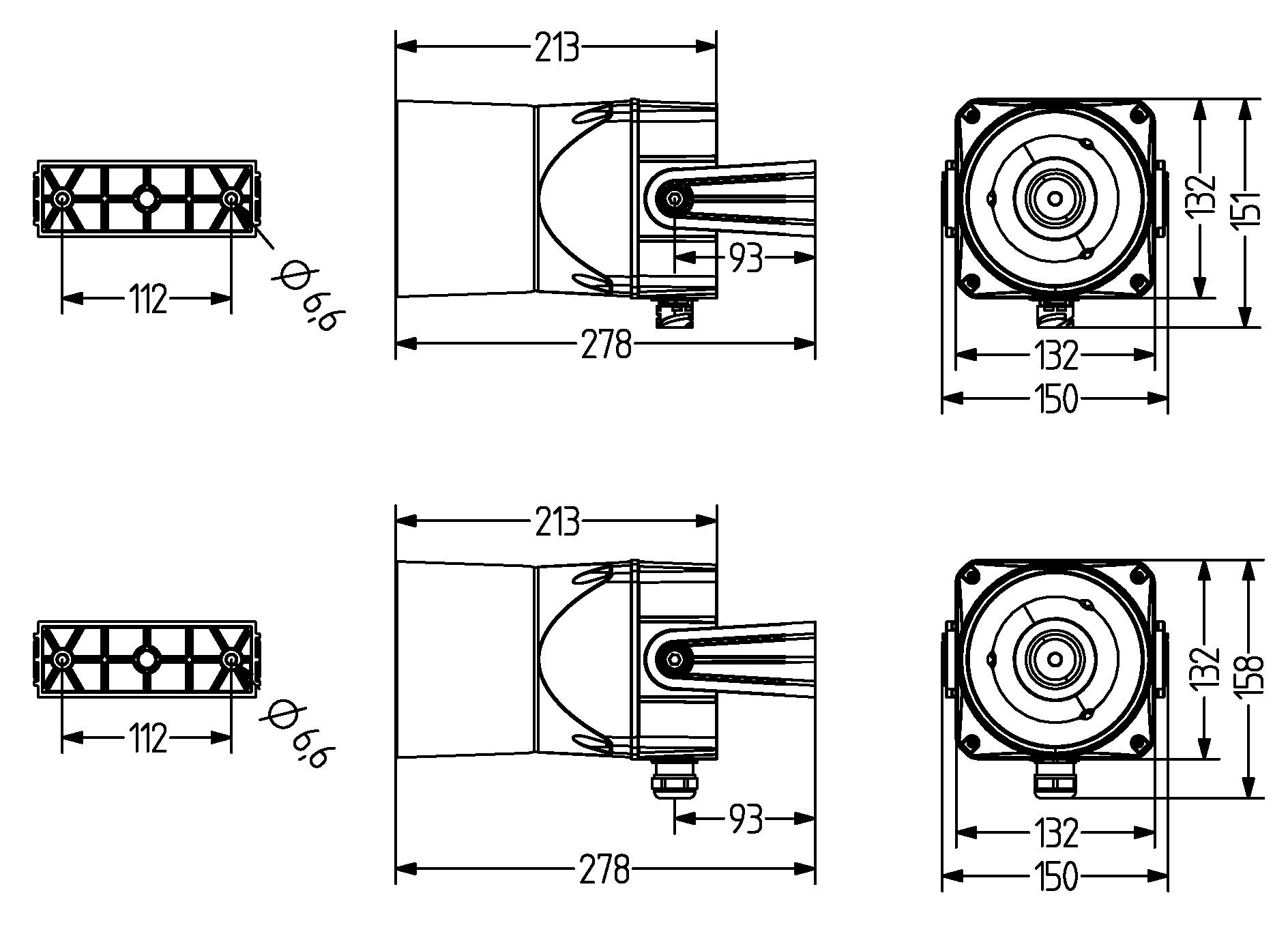 ASML электронная многотональная сирена