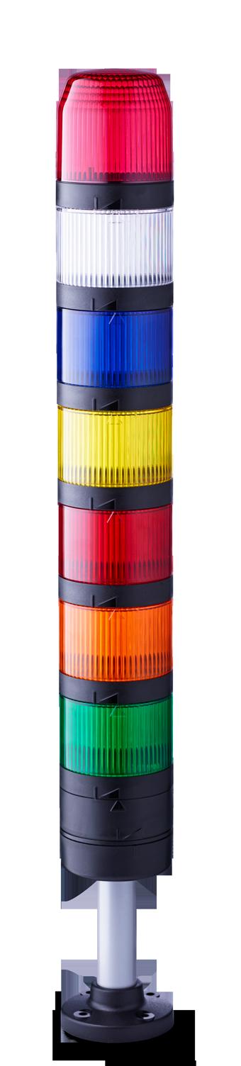 Модульная сигнальная колонна Modul-Perfect 70 Ø 70 мм